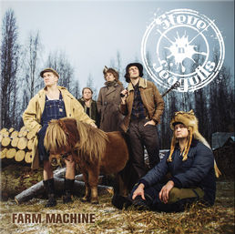 Farm Machine CD