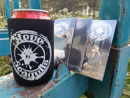 Koozie and CD